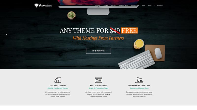 20 Best Commercial WordPress theme Providers for 2019